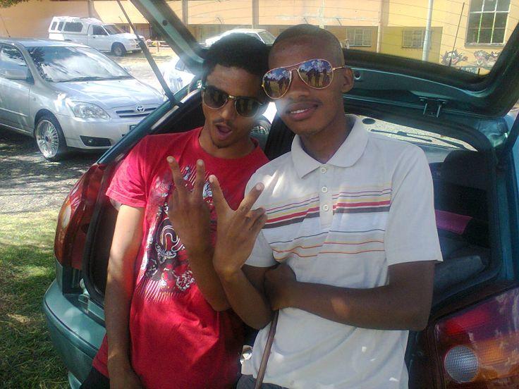Me and Zano