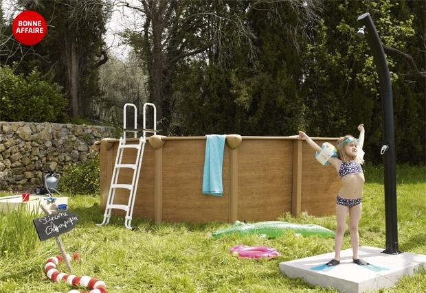 J 39 am nage un espace piscine jardin pinterest best gardens ideas - Prieel tuin leroy merlin ...
