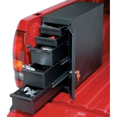 Black Wrinkle Finish Truck Tool Boxes at Cabela's
