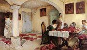 """New artwork for sale! - """" Abbey Edwin Austin Potpourri by Edwin Austin Abbey """" - http://ift.tt/2o10c6R"""