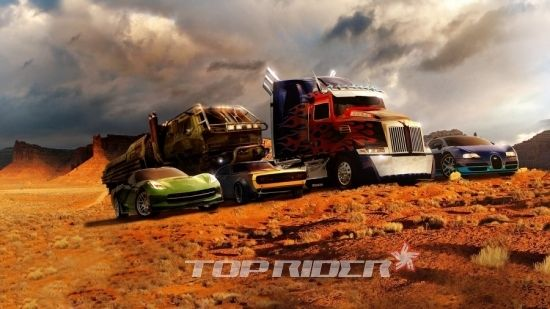 Transformers, transform to Disney Cars. LOL