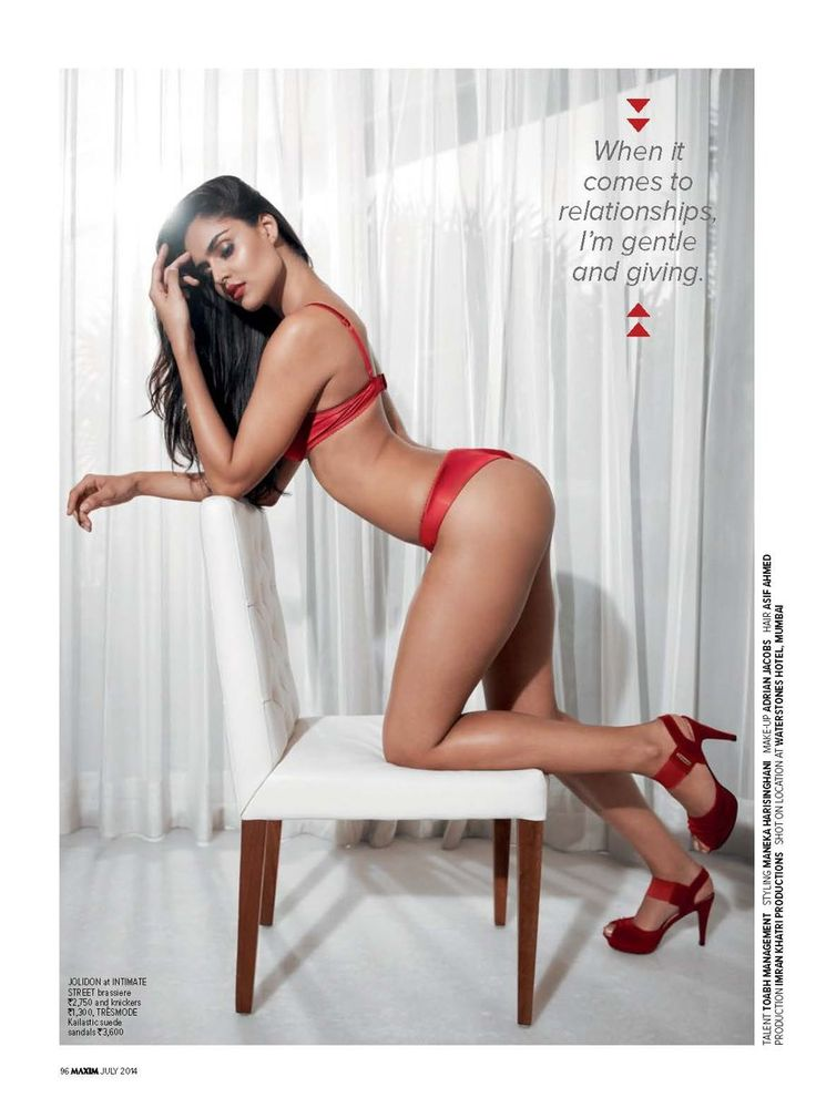 Red Hot Nathalia Kaur Maxim Magazine July 2014