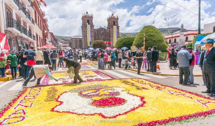 17 Best Images About Alfombras De Flores On Pinterest