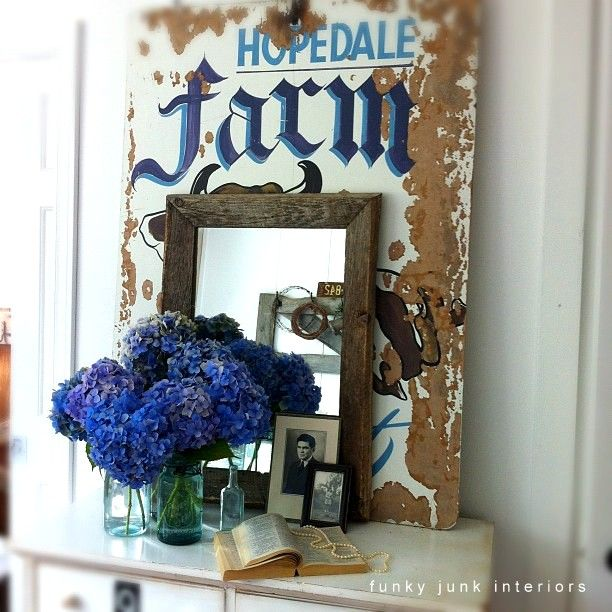 168 best images about decorating ideas on pinterest for Funky junk home decor newfoundland
