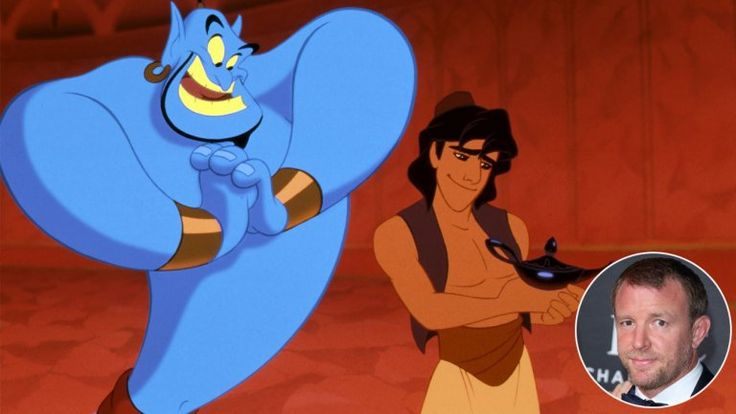 Guy Ritchie to Direct Disney's Upcoming Live Action 'Aladdin' Film