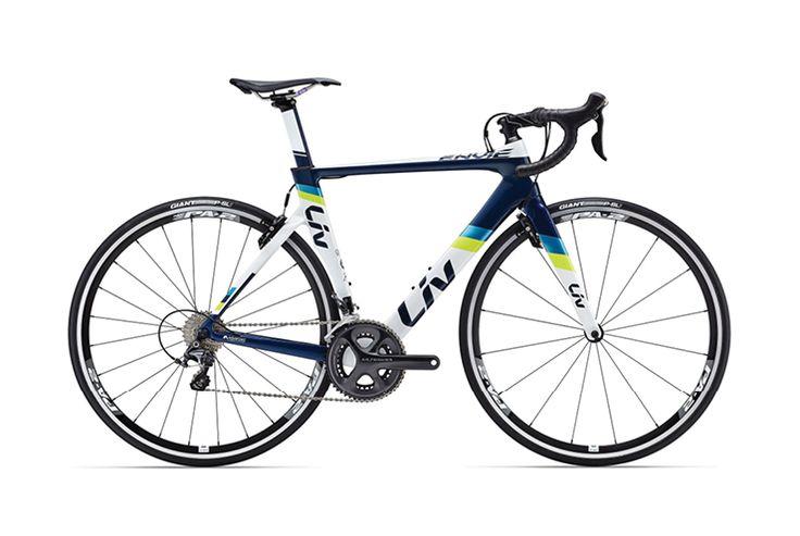Liv Envie Advanced 1 http://www.bicycling.com/bikes-gear/newbikemo/2016-buyers-guide-best-womens-road-bikes/slide/8