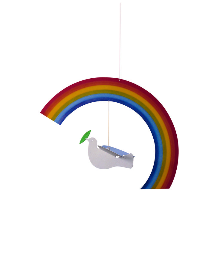 Noah's Rainbow by Flensted Mobiles