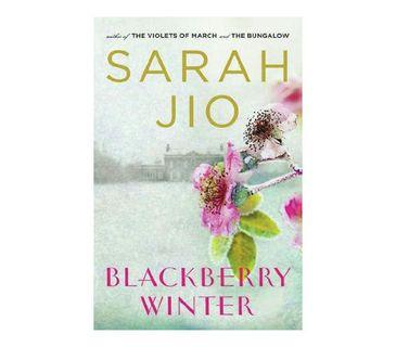 Blackberry Winter, by Sarah Jio
