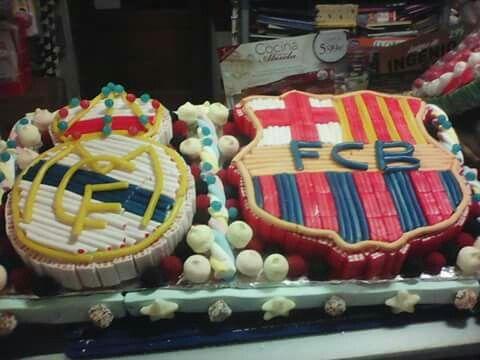 Tarta de Madrid - Barsa