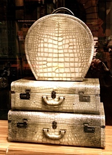 Cute Stylish Luggage on Pinterest | Vintage Luggage, Suitcases and ...