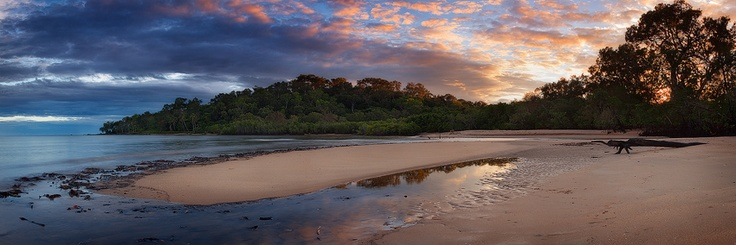 Kewarra Beach by Ben Messina.    So much to see and do in and around Kuranda, enjoy the exquisite beauty of this region.     LET US INSPIRE YOU ~ DREAM, CONCIEVE, CREATE YOUR DREAM HOME.  eco@jumrum, the ultimate rural residential land release in North Queensland. www.ecojumrum.com
