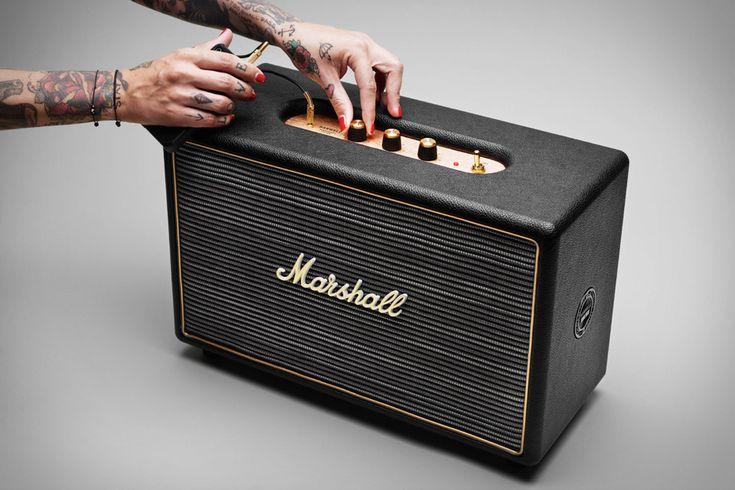 Marshall Hanwell Speaker: Amp Speakers, Hanwel Speakers, Marshalls Hanwel, 50Th Anniversaries, Hanwel Audio, Audio System, Audio Speakers, Marshallhanwellxljpg 480320, Products Design