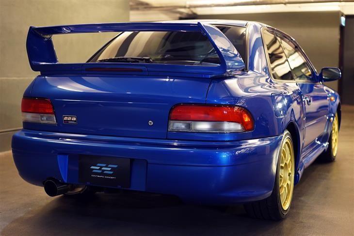 Classic Subaru Impreza 22B STI for sale in Hong Kong with Classic