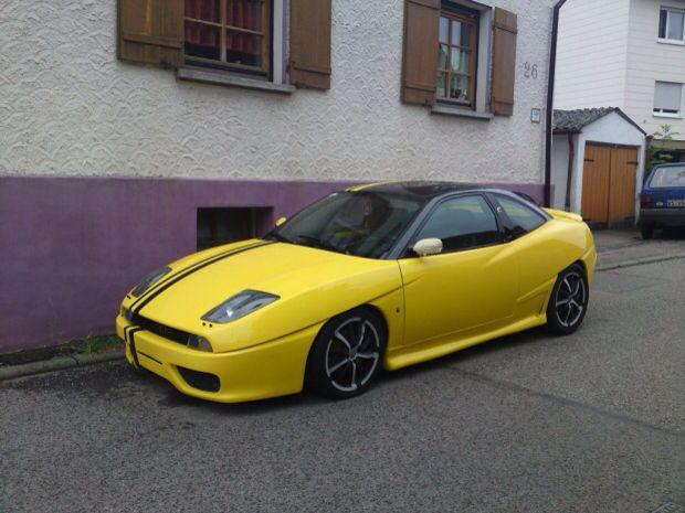 Fiat coupe 2.0 20V Turbo plus