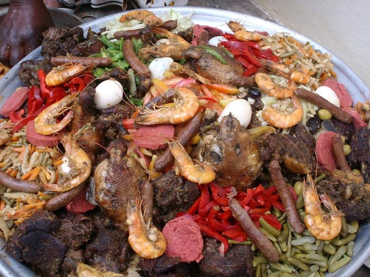 Senegalese food africa pinterest food west african for Afrikaner cuisine