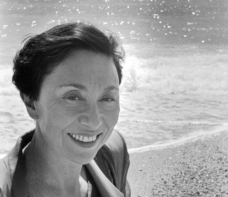 Julia Kristeva en 1997 à Cassis