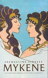 debuutroman Mykene van Jacqueline Zirkzee (2001)