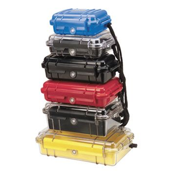 Pelican boxes.  Need some!