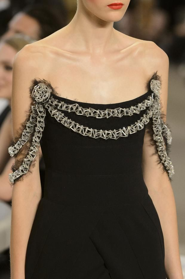 CHANEL HAUTE COUTURE | ZsaZsa Bellagio - Like No Other