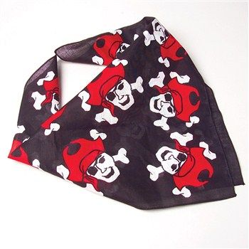 Cool Party Supplies Pirate Bandanas-8 just added...