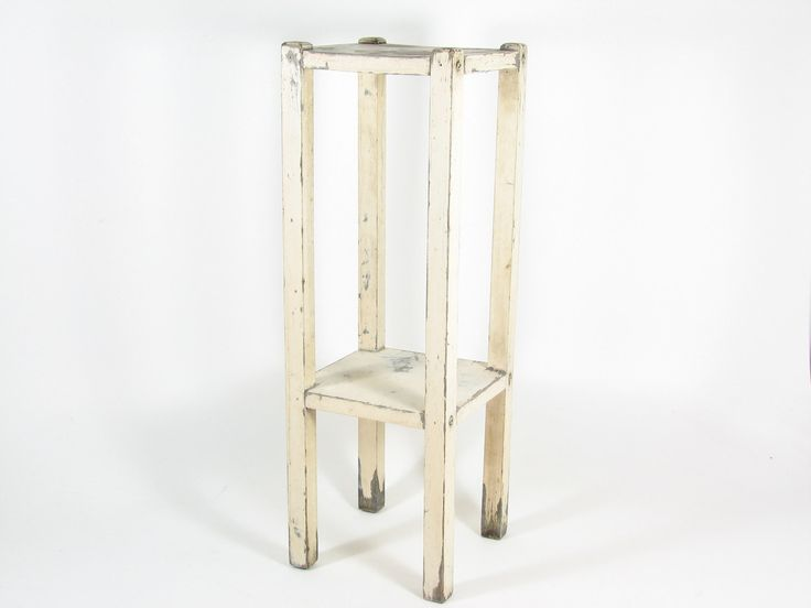 High Quality Narrow Tall Side Table