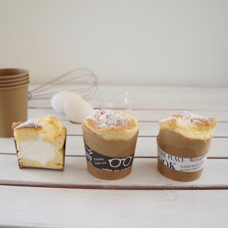 紙コップでも作れる!ふわとろ生シフォンの作り方 | レシピサイト「Nadia | ナディア」プロの料理を無料で検索