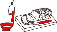 Maisbrood (met maismeel ipv gewoon?)
