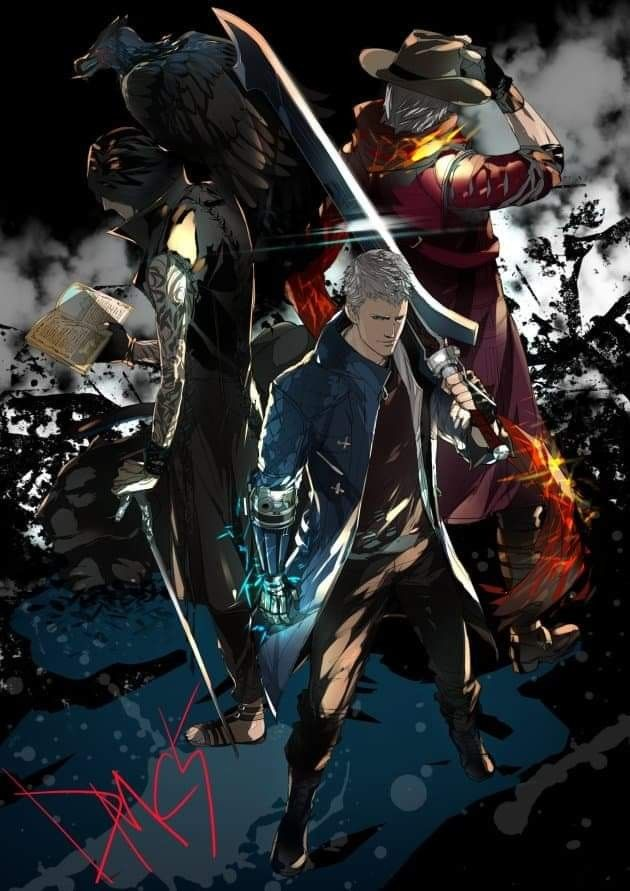 Pin by Harmonia Surexit on Devil may cry | Devil may cry