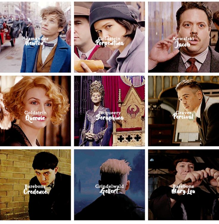 Photo: Fantastic Beasts and Where to Find Them.