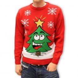 Taka #choinka to gwarancja udanych Świat. #Ciepły i wygodny #sweter dla każdego. http://swetryswiateczne.pl/pl/