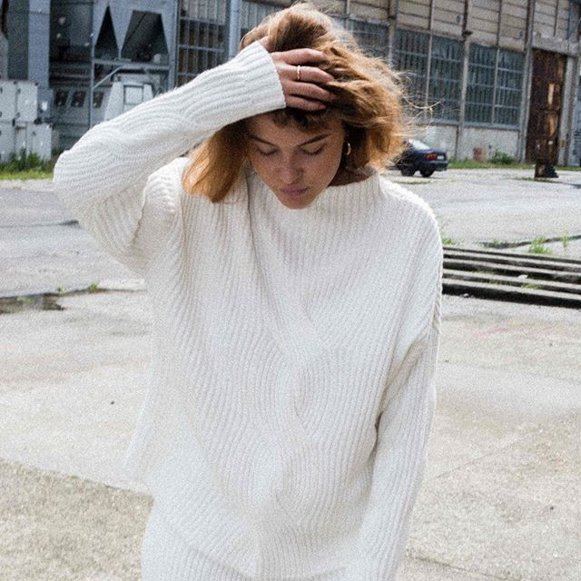 Won Hundred Adriana knit! Available in stores and on www.wonhundred.com…