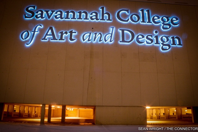 SCAD - Atlanta  This is the college that I want to attend once I graduate high school (Mid term)