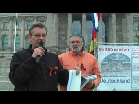 Die DDR ist noch existent - Bundestag Berlin 24. Oktober 2016