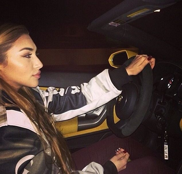 Justin Bieber's driving companion on night of DUI arrest is model Chantel Jeffries has been arrested before for speeding