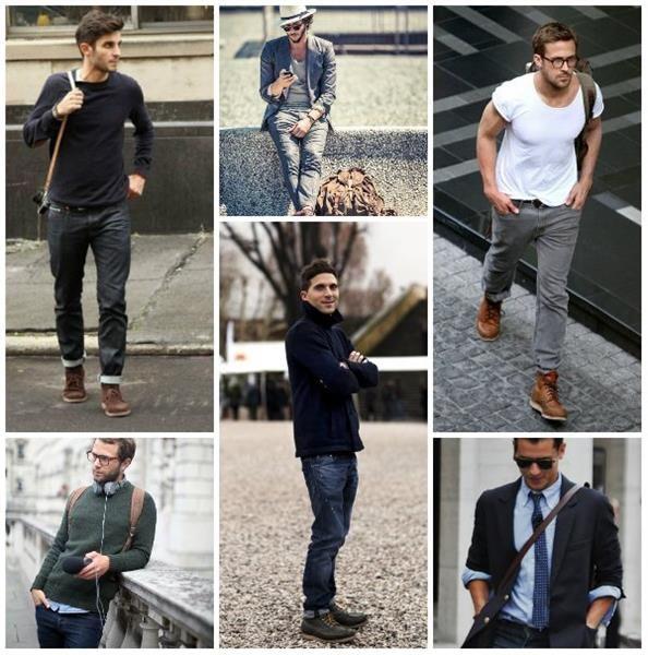 Какого цвета обувь носить мужчинам