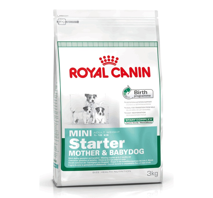 Royal Canin Mini Starter - 1 kg buy Online dog food http://www.dogspot.in/treats-food/