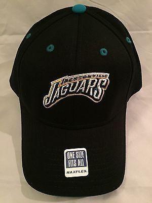 NFL Jacksonville Jaguars Adult Reebok Max Flex Fit Hat  www.mancavesonline.com
