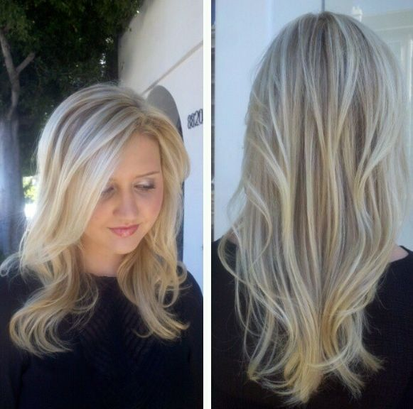 balayage blonde google search hair pinterest bright blonde colors and blonde balayage. Black Bedroom Furniture Sets. Home Design Ideas