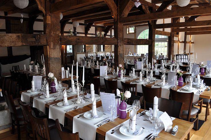 Restaurant und Hofcafé von Laer Location