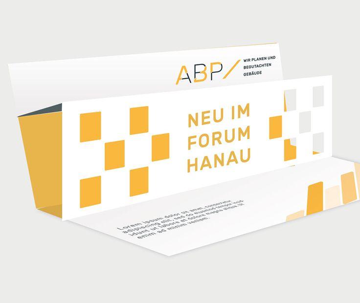Corporate Design – ABP Architekten & Ingenieure   Designbüro Frankfurt