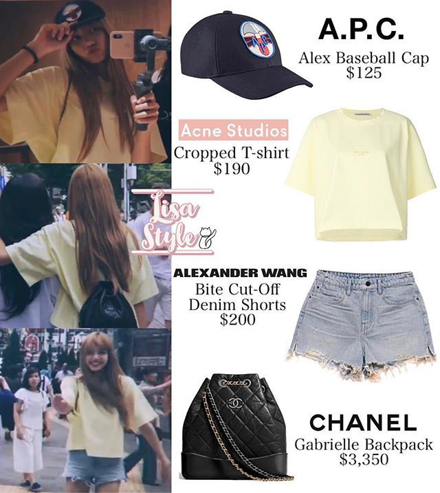 Lisa Style Lisasweetgirl Style Fotos E Videos Do Instagram Kpop Outfits Kpop Fashion Outfits Fashion Outfits