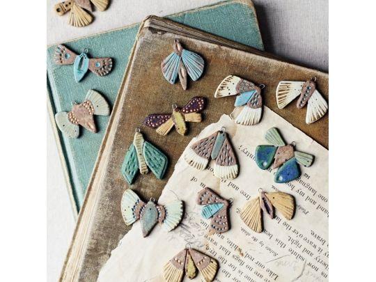 porch light moths