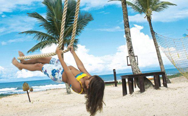 Pacotes de viagem para você curtir 6 resorts de praia do Brasil