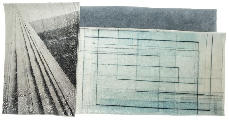 Gamme de matières   Transfert sur cuir   Mathilde Coin, 2014