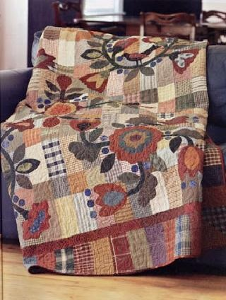 476 best quilt country images on Pinterest | Felt applique ... : country quilts patterns - Adamdwight.com