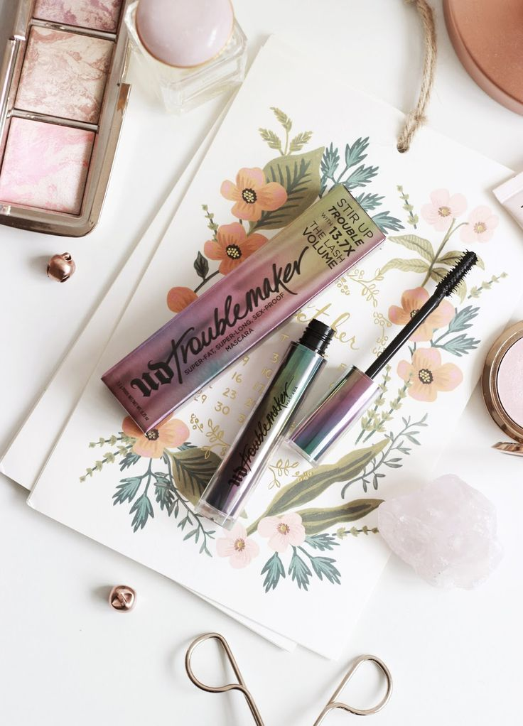 The Urban Decay Troublemaker Mascara