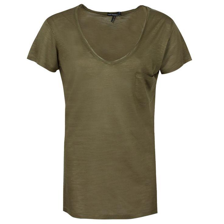 """Γυναικεία Μπλούζα T-Shirt """"Jessica"""" Funky Buddha - http://women.bybrand.gr/%ce%b3%cf%85%ce%bd%ce%b1%ce%b9%ce%ba%ce%b5%ce%af%ce%b1-%ce%bc%cf%80%ce%bb%ce%bf%cf%8d%ce%b6%ce%b1-t-shirt-jessica-funky-buddha-2/"""