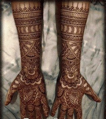 25 Outstanding Bridal Mehndi Designs For Your Wedding Day