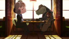 Witch Craft Works, anime