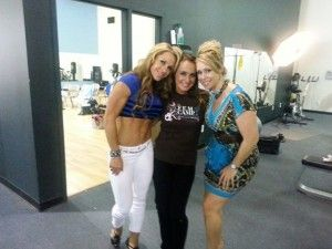 My experience working out with fitness icon Monica Brant! Best weekend ever! #femcamp #mompowerteam